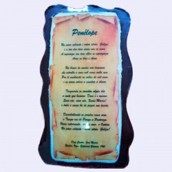 "Poema de Chocolate ""Penélope"""