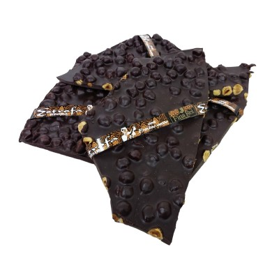 Chocolate Negro con Avellanas (100gr.)
